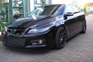 Mazda 6 MPS 400 PS teaser HP 16zu9