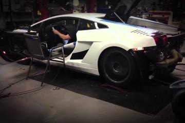 Video: Lamborghini Gallardo TwinTurbo 2000 PS+