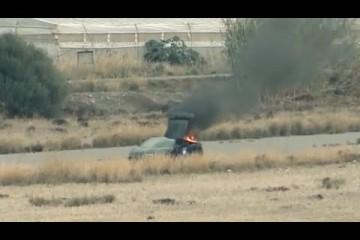 Video: Lamborghini Gallardo von Underground Racing in Flammen