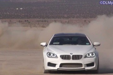Video: Spaß in der Wüste mit C 63 AMG, M6 und Co.