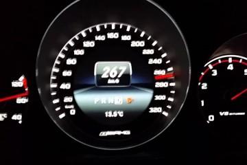 Video: Von 0-290 km/h im Mercedes E 63 AMG 4Matic von PP-Performance