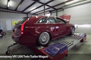 Video: Cadillac CTS-V Sport Wagon mit 1.200 PS von Hennessey