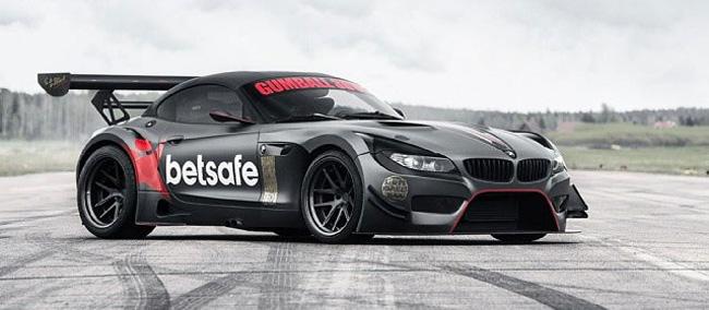 BMW Z4 GT3 Gumball 3000 (1)