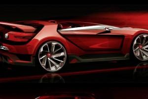 GTI Roadster Concept teaser HP 16zu9