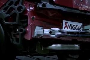 Unter acht Minuten auf der NOS: Renault Megane RS Trophy Edition