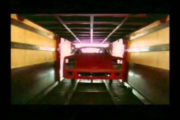 Video: Ferrari F40 Promovideo von 1987
