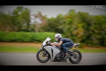 "Video: Honda CBR1000 ""Sleeper"""