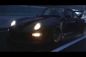 Video: Porsche 911 993 Rauh Welt Begriff China