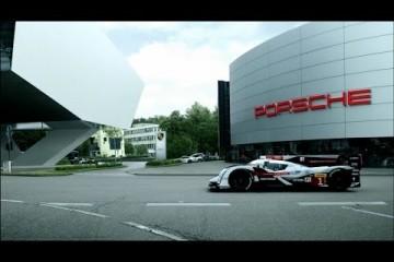 24h-Rennen von Le Mans 2014: Audis ganz besonderer Gruß an Porsche