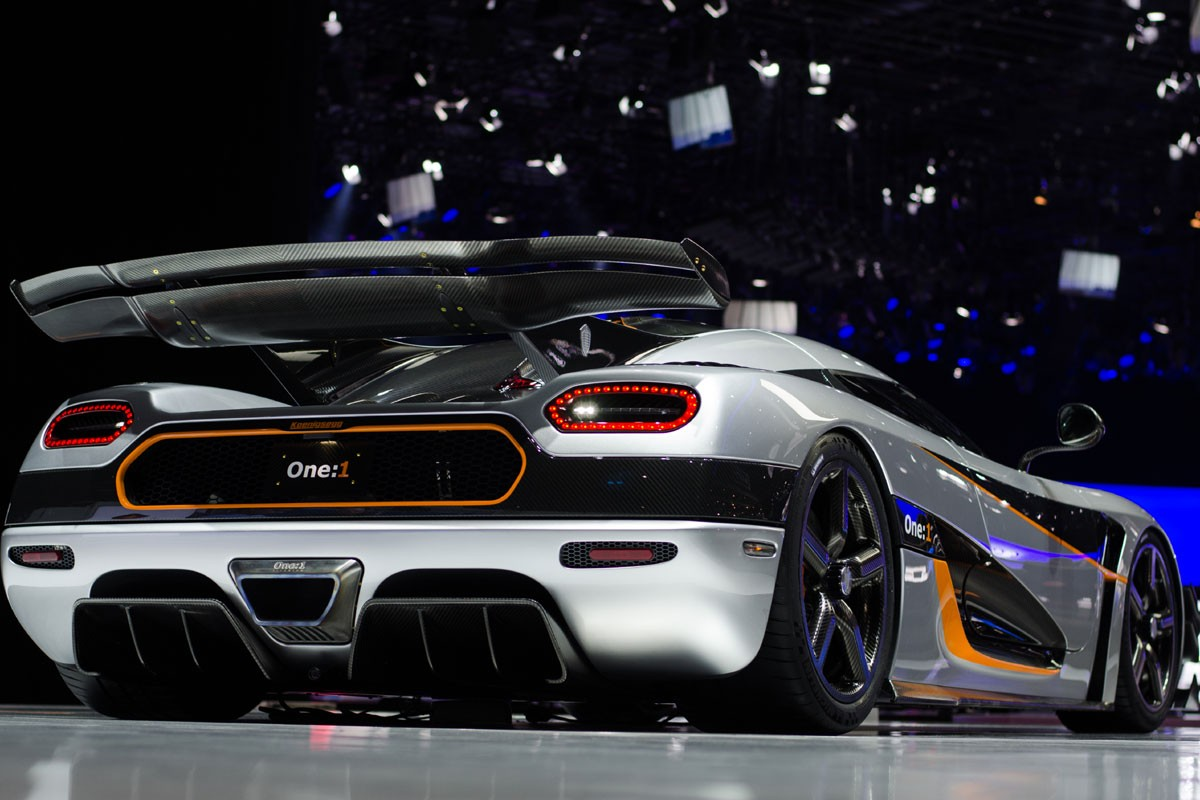 koenigsegg videos video 1 - photo #1