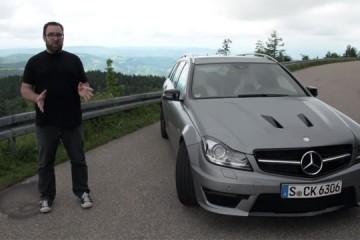 Mercedes C 63 AMG Edition 507 (1)