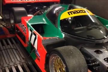 Mazda 767B auf dem Dyno: Schrei so laut du kannst