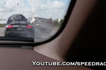 Video: Audi R8 Spyder Crash