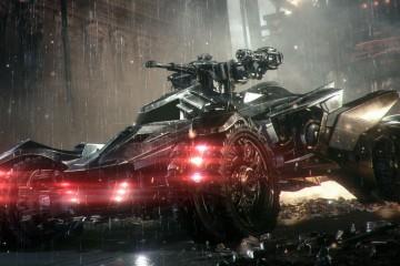 Video: Böses Batmobil im neuen Arkham Knight-Spiel
