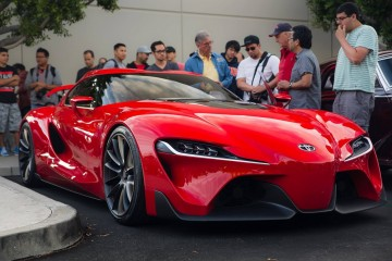 Video: Toyota FT-1 Concept in freier Wildbahn