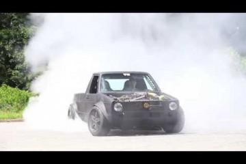 Video: VW Caddy mit V8-Power