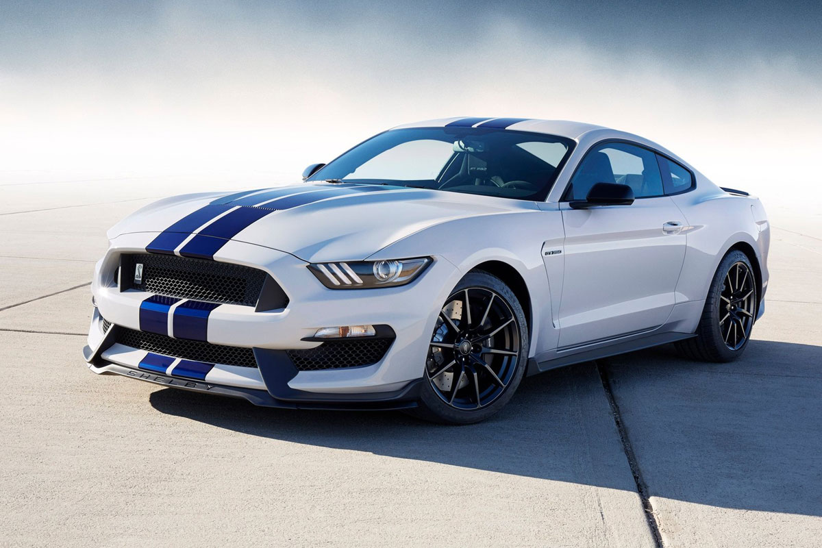Ford Mustang Shelby GT350 2014 Wallpaper (5)