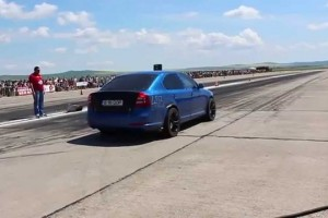 Video: Skoda Octavia RS Bimoto
