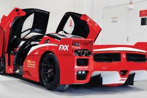Ferrari FXX Evoluzione teaser HP 16zu9