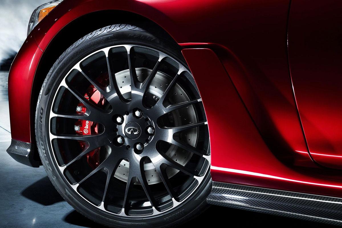 Infiniti Q50 Eau Rouge: Rückt die Serienfertigung näher?