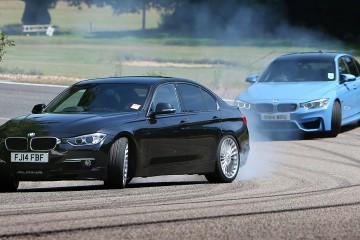Diesel vs Benziner: BMW M3 gegen Alpina D3