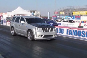 Video: Jeep Grand Cherokee SRT8 mit 1.100 PS