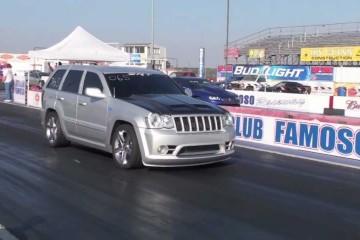 Video: Jeep Grand Cherokee SRT8 mit 1.100 PS