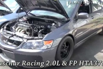 Video: Mitsubishi Evo IX mit über 800 PS