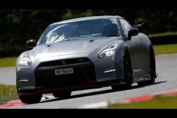 Video: Nissan GT-R NISMO im Test bei der autocar