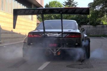 Video: Nissan S14.5 von Brill Steel Motorsport (V8, 727 PS)