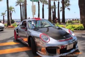 Video: Porsche 911 GT2 mit 1.200 PS
