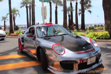 Video: Porsche 911 GT2 mit 1.200 PS