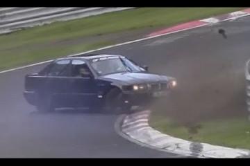 Video: BMW E36 – Glück auf der Nordschleife
