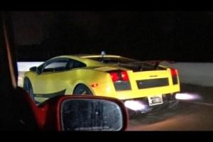 Video: Lamborghini Gallardo TwinTurbo 1.200 PS vs. Toyota Supra 1.200 PS