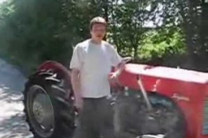 Video: Oller Trecker mit GTI-Motor