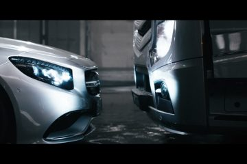 "Video: Mercedes-Promo ""Dirty Driving"""