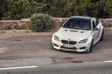 BMW M6 Gran Coupe Prior Design
