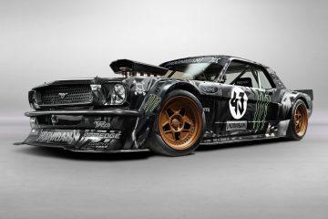 Ken Block Ford Mustang (7)