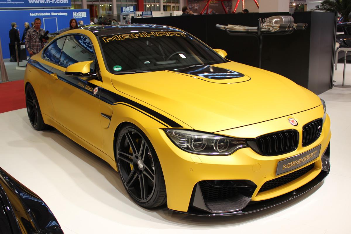 Manhart Essen Motor Show 2014 (13)