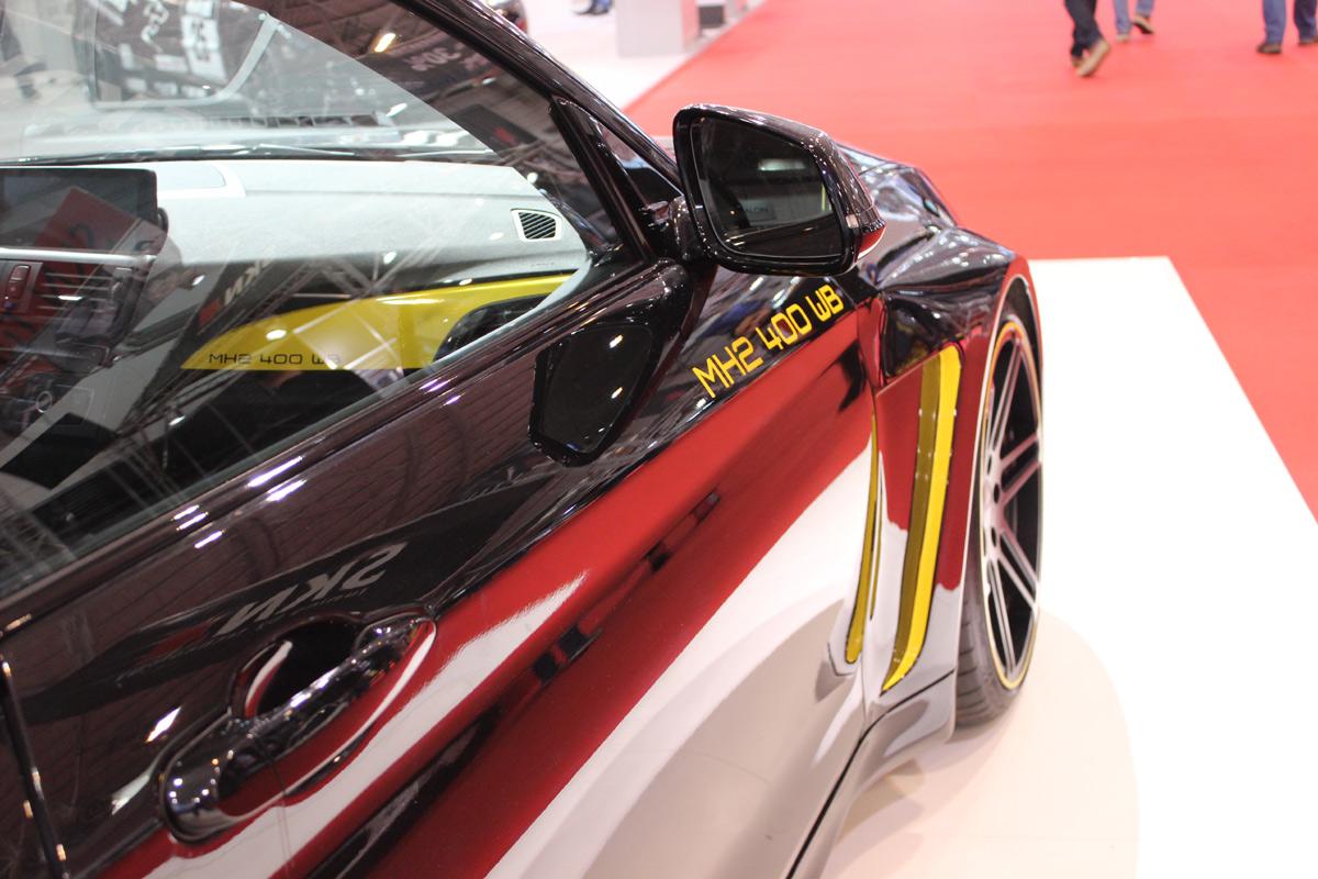 Manhart Essen Motor Show 2014 (17)