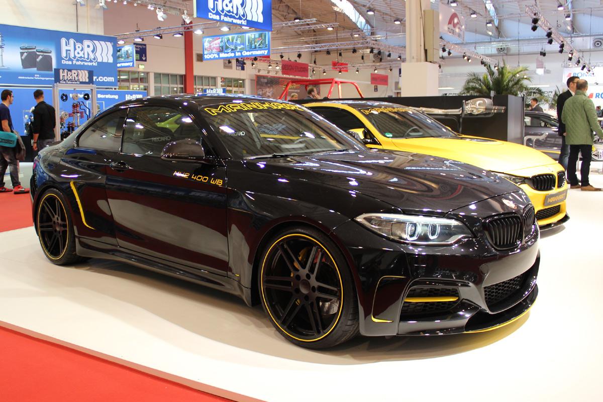 Manhart Essen Motor Show 2014 (23)