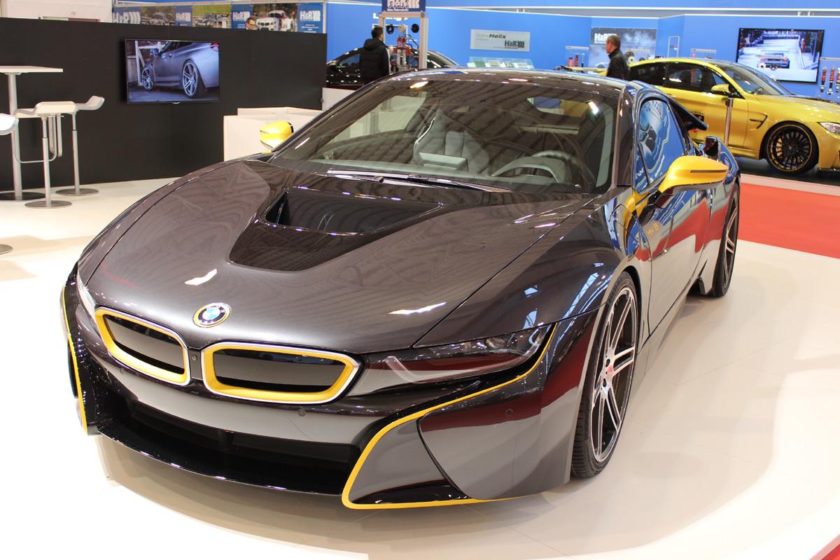 Manhart Essen Motor Show 2014 (4)