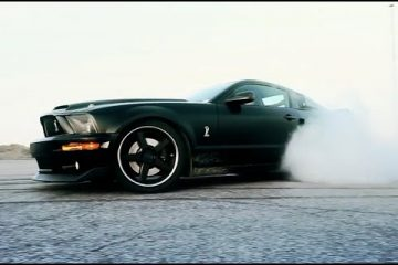Ford Mustang im Donuts-Rausch: Ken Block who?