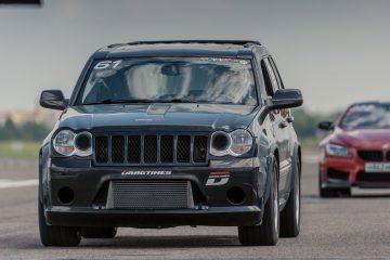 Jeep Grand Cherokee SRT8 Biturbo mit neuem Rekord