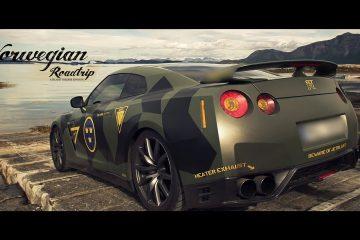 Nissan GT-R: Roadtrip durch das schöne Norwegen