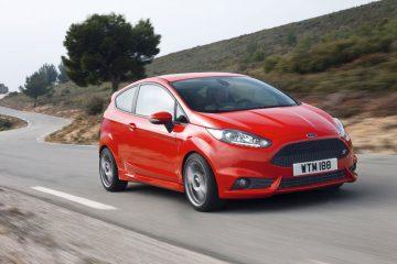 Ford Fiesta ST 2012 Wallpaper
