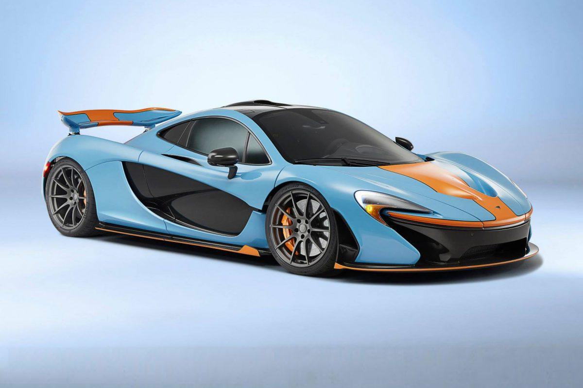 McLaren P1 MSO Gulf Design 2014 (5)