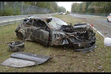 Nordschleifen Crash-Compilation 2014