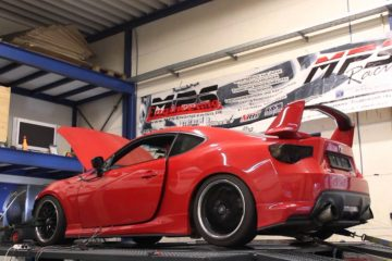 Toyota GT86 MPS GT400 Turbo Stage 3