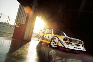 Video: 1986 Audi S1 Quattro Replica